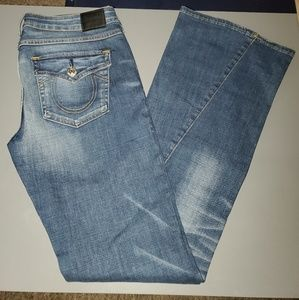 True Religion Joey Flare Jeans. Size 30